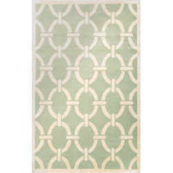 Teppich Empire Mint Creme