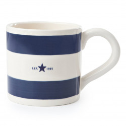Lexington Mug blue