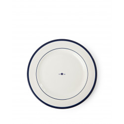 Lexington Dinner Plate blue