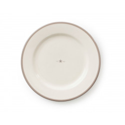 Lexington Dessert Plate beige