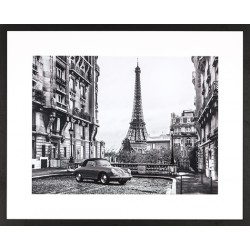 Wandbild Roadster in Paris